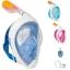 EASYBREATH Triprod full face mask เทคโนโลยี่ใหม่ ลิขสิทธิ์แท้ หน้ากากดำน้ำไม่ต้องคาบท่อหายใจทางจมูกได้ thumbnail 1