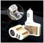 หัวชาร์จในรถ Hoco USB 2 ช่องพร้อมช่องจุดบุหรี thumbnail 3