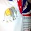 เสื้อโปโลลายธงชาติ ลายช้างคชลักษณ์ thumbnail 3