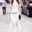 Seoul Secret Say's... Princess Daisy Curlv Lace MaxiDress thumbnail 4