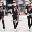 Seoul Secret Say's... Redy Rose Squin Stick Chic Set thumbnail 3