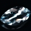 พลอยสกายบลูโทปาส (Skyblue Topaz) พลอยธรรมชาติแท้ น้ำหนัก 2.21 กะรัต thumbnail 2