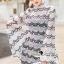 Seoul Secret Say's... Stylishness Laver Lace Belly Dress thumbnail 6