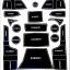 ชุดยางรองหลุม สีขาว thumbnail 3