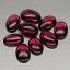 พลอยโกเมนหลังเบี้ย (Rhodolite Garnet) พลอยธรรมชาติแท้ น้ำหนัก 5.15 กะรัต thumbnail 2