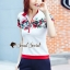 เสื้อผ้าแฟชั่นเกาหลี Lady Ribbon Thailand Seoul Secret Say's... Chill Sport Blossom Slacks Set thumbnail 2