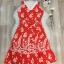 เสื้อผ้าแฟชั่นเกาหลี Lady Ribbon Thailand Morning Posh Present D.S.Y new collection summer dress thumbnail 4