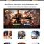 Snail 7i โทรศัพท์สำหรับคอเกม รองรับซิม 4G หน้าจอ 6 นิ้ว ระบบแอนดรอย 7.1 และใช้ปุ่มพร้อมทัสได้ thumbnail 12