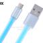 สายชาร์จ REMAX หัวอะลูมิเนียม Micro USB thumbnail 2