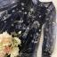 เสื้อผ้าแฟชั่นเกาหลี Lady Ribbon Thailand Seoul Secret Say'...Korea Style Minidress Tulle Department&Cream Embroidery Fancy thumbnail 9