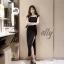 เสื้อผ้าแฟชั่นเกาหลี Lady Ribbon Thailand thumbnail 1