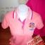 เสื้อโปโลอาเซียน สีโอรส ทรงสปอร์ตทั้งชายหญิง thumbnail 3