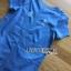 เสื้อผ้าแฟชั่นเกาหลี Lady Ribbon Thailand's Made Lady Glam Gloria Fun Printed Denim Dress thumbnail 6