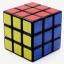 รูบิค ShengShou 3x3x3 Aurora Speed Puzzle Cube 3x3 thumbnail 6