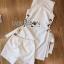 เสื้อผ้าแฟชั่นเกาหลี Lady Ribbon Thailand Lady Ribbon's Made Lady Lucy Minimal Chic Metal Loop Ribbon White Dress thumbnail 4