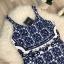 เสื้อผ้าแฟชั่นเกาหลี Lady Ribbon Thailand Morning Posh Present D&G summer collection thumbnail 5