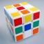 รูบิค ShengShou 3x3x3 Aurora Speed Puzzle Cube 3x3 thumbnail 11
