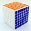 รูบิค ShengShou Mini 7x7x7 LingLong 69mm Speed Puzzle Cube thumbnail 12