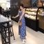 เสื้อผ้าแฟชั่นเกาหลี Lady Ribbon Thailand Morning Posh Present D&G summer collection thumbnail 2