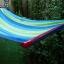 เปลญวน ผ้าสลับสี ขอบไม้ 200CM*80CM thumbnail 17