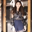 เสื้อผ้าแฟชั่นเกาหลี Lady Ribbon Thailand Normal Ally Present Th. new collection playsuit thumbnail 1