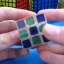 รูบิค Maru 3x3x3 Tiny 3cm DB Mini Speed Puzzle Cube thumbnail 10