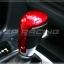 แผ่นปิดหัวเกียร์ CX-3 สีแดง thumbnail 1