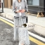 Seoul Secret Say's... Ladiest Chill Out Jacket Lace Skirt Set thumbnail 2