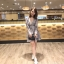 เสื้อผ้าแฟชั่นเกาหลี Lady Ribbon Thailand Normal Ally Present F.r.c brand new collection 2018 dress thumbnail 2