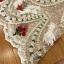 เสื้อผ้าแฟชั่นเกาหลี Lady Ribbon Thailand Lady Marie Fancy Flower Blossom Lace Maxi Dress thumbnail 7