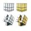 รูบิค ShengShou 3x3x3 Mirror Bump Puzzle Cube thumbnail 33