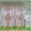 ม่านประตูกันยุง รุ่นเกรดเอ ไซส์ 90 แบบพิมพ์ลายลิงน้อย 5 สี thumbnail 9