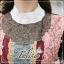 Elisa made Feminine Black Stripe Lace luxury style thumbnail 7