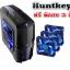 [PC Case] HuntkeyV2 USB3.0 For Gaming [ดำ] thumbnail 1