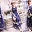 Seoul Secret Say's... Netty Bird Stickly Maxi Dress thumbnail 2