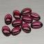 พลอยโกเมนหลังเบี้ย (Rhodolite Garnet) พลอยธรรมชาติแท้ น้ำหนัก 5.10 กะรัต thumbnail 1