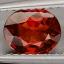 พลอยโกเมน(Spessartite Garnet) พลอยธรรมชาติแท้ น้ำหนัก 1.15 กะรัต thumbnail 1