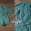 เสื้อผ้าแฟชั่นเกาหลี Seoul Secret Say's... Whiffle Rim Lace Murky Color Playsuit thumbnail 2