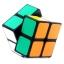 รูบิค ShengShou 2x2x2 Aurora Speed Puzzle Cube thumbnail 6