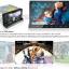 คอมพิวเตอร์ & DVD player ระบบแอนดรอยติดรถยนต์ Andriod Radio GPS Navigation TV Bluetooth Support 3G WiFi 1080P thumbnail 8