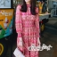 เสื้อผ้าแฟชั่นเกาหลี Lady Ribbon Thailand Seoul Secret Say's... Dolce & Gabby Eypzy Maxi Dress Print thumbnail 2