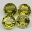 พลอยเพอริดอท (Peridot) พลอยธรรมชาติแท้ น้ำหนัก 1.90 กะรัต thumbnail 1