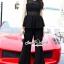 Seoul Secret Say's... Chic Chic Jumper Suit Elegant thumbnail 3