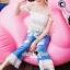 Seoul Secret Say's... Smoking Daisy Bowy Open Shoulder Blouse thumbnail 6