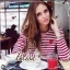 Elisa made Heart Beat Stripe Shirt Chilling Outfit thumbnail 1