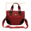Handbag Artificial leather curve corner, work, leisure and vacation bag, good quality thumbnail 7