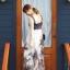 เสื้อผ้าแฟชั่นเกาหลี Lady Ribbon Thailand Normal Ally Present D.S.Y new collection dress thumbnail 3
