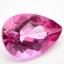 พลอยโทปาส (PinkTopaz) พลอยธรรมชาติแท้ น้ำหนัก 2.15 กะรัต thumbnail 2
