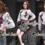Seoul Secret Say's... Summer Rosy Blossom Furnished Shirt thumbnail 1
