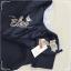 Elisa made Feminine Black Stripe Lace luxury style thumbnail 15
